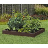 4-Panel Raised Garden Bed