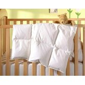 Astra Innofil Cotton Baby Comforter in White