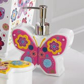 Bambini Butterflies Lotion Dispenser