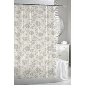 Cortina Bliss Bird Cotton Shower Curtain