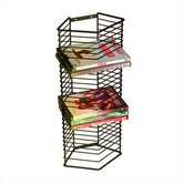 28 DVD Onyx Multimedia Wire Rack