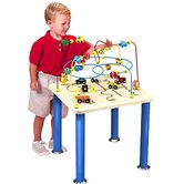 Traffic Jam Rollercoaster Table
