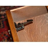 Safety Drawer and Cabinet Latch in Black (4 pack)