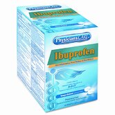 Physicians Care Ibuprofen Tablets Pain Reliever Refill, 50 Two-Packs per Box