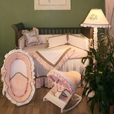 Classic Pink Crib Bedding Collection