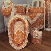 Burst Tangerine Crib Bedding Collection