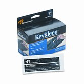 Keyboard Cleaner Swabs, 24/Box
