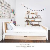 Sparrow Twin Bed with Optional Trundle