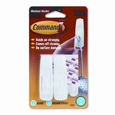 Command General Purpose Hooks, 2/Pack