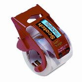 "3850 Heavy Duty Packaging Tape Sure Start Dispenser, 1.88"" X 22.2 Yds"