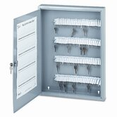 Locking Key Cabinet, 100-Key