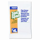 Bleach Floor Cleaner Packets, 45/Carton