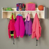 Koala-Tee Coat Rack with Shelf
