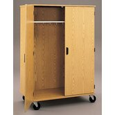 Encore Mobile Wardrobe without Doors