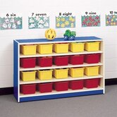 "Koala-Tee 30"" H Mobile Storage Cabinet with Optional Trays"