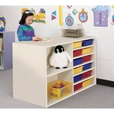 Koala-Tee Double Sided Storage Cabinet with Optional Trays