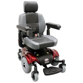 Upgraded Compact Mid-Wheel Power Chair