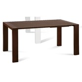 Fashion Extendible Rectangular Dining Table - 140-160cm