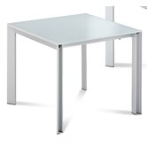 Klass-90 Extendible Square Dining Table