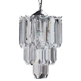 Sigma Eight Light Chandelier