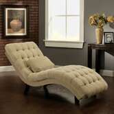 Carmen Fabric Chaise Lounge