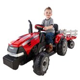 12V Case IH Magnum Tractor