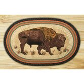 Buffalo Novelty Rug