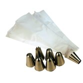 11-Piece Icing Bag and Nozzle Set