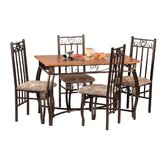 Madrid 5 Piece Dining Set