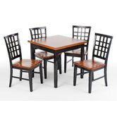 Siena 5 Piece Dining Set