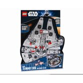 Lego Star Wars Small Millennium Falcon Minifigure Case