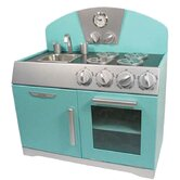 Retro Cooking Range with Sink