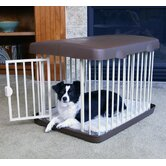 3-in-1 Combi Pet Crate