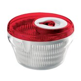 "Latina 8"" Salad Spinner in Red"