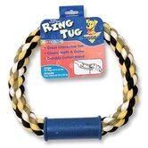Ring Dog Tug Dog Toy