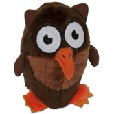Pet Owl Grunts Dog Toy