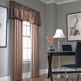 Cameron Drapes and Valance Set in Tan
