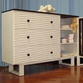 Moderno 3-Drawer Dresser