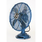Three Speed Large Oscillating Table Fan