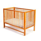 Louisa Dropside Cot in Antique Pine