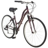 Women's 700C Merge Hybrid Bike