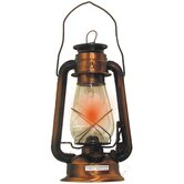 "12"" Lone Star Electric Hurricane Lantern"