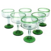 Margarita Glasses (Set of 6)