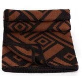Shadow Labyrinths Throw Blanket