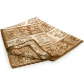 Paracas Coast Throw Blanket