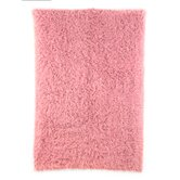 Flokati Dusky Rose Kids Rug