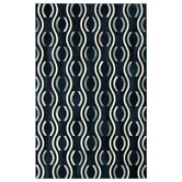 Hudson Pop Black Rug