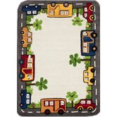 Kinder Ivory Citta Kids Rug