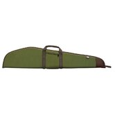 Deluxe Shotgun Case with Pocket in Green