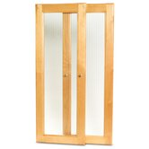 Door Set in Honey Maple